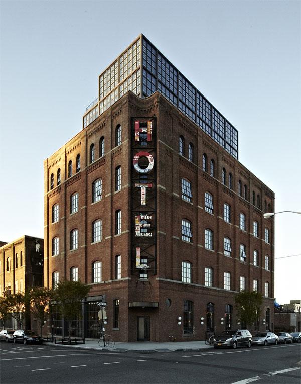 hotel Wythe, no Brooklyn.  Foto: divulgação